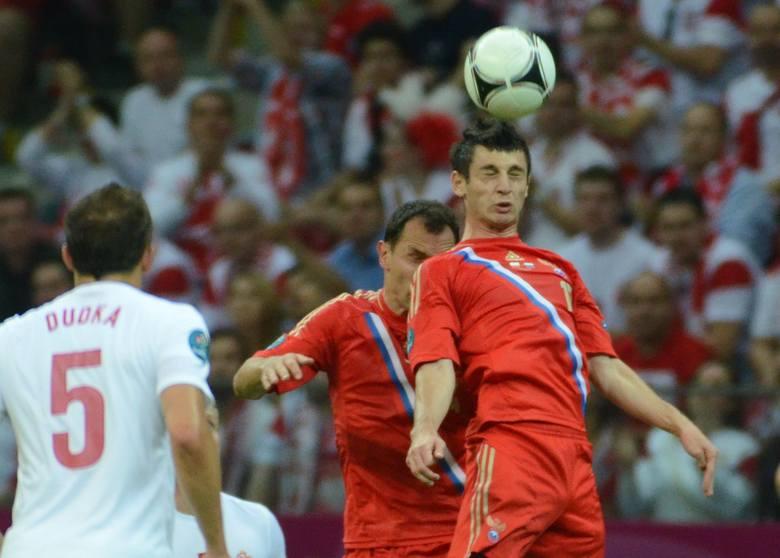 Rosja chce zajęć pierwsze miejsce w naszej grupie.