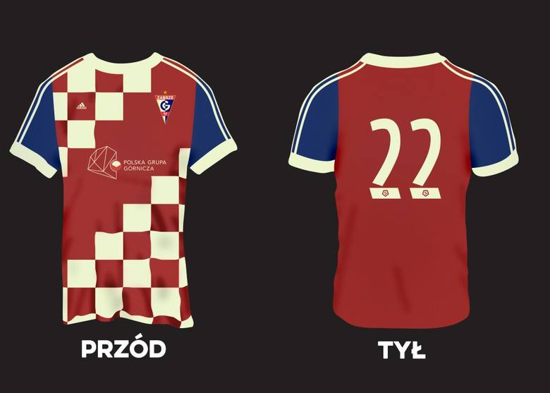 Górnik Zabrze: W jakiej koszulce zagrają piłkarze? Wielki finał konkursu