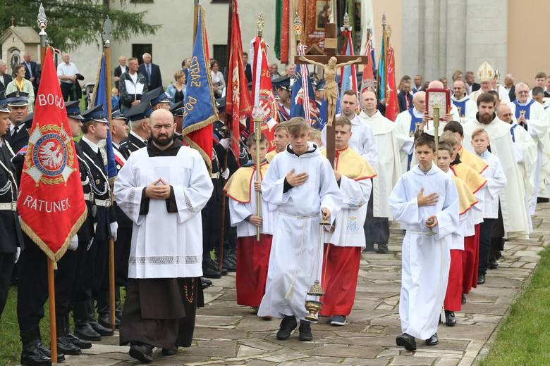 W niedzielę, w święto Narodzenia Najświętszej Maryi Panny, odbyły się uroczystości odpustowe w karmelitańskim Saknktuarium Matki Bożej Loretańskiej w