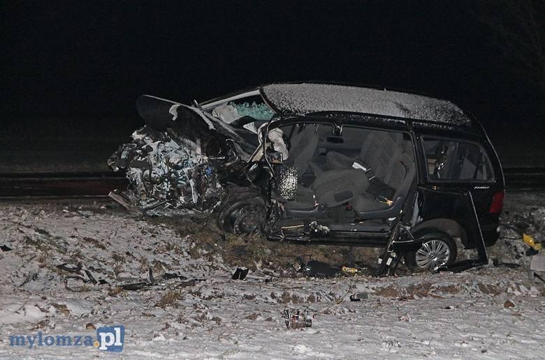 Kolno. Tragiczny wypadek w Borkowie. Kierowca spędzi dwa lata za kratkami. Wyrok jest nieprawomocny.