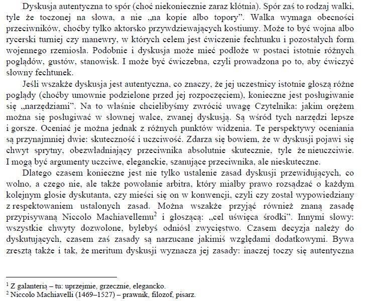 Matura 2019. JĘZYK POLSKI poziom podstawowy 6.05.2019 - odpowiedzi i arkusz CKE. Matura z języka polskiego (podstawa) - pytania, odpowiedzi