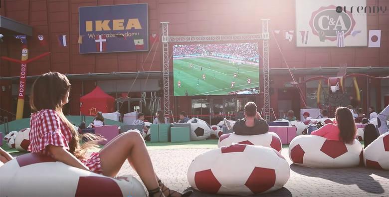 Mundial 2018 w Porcie Łódź  - TRENDY 2018 [VIDEO]