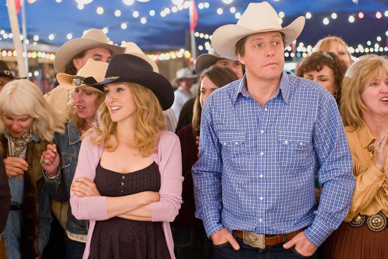 "Hugh Grant i Sarah Jessica Parker w filmie pt. ""Słyszeliście o Morganach?"""