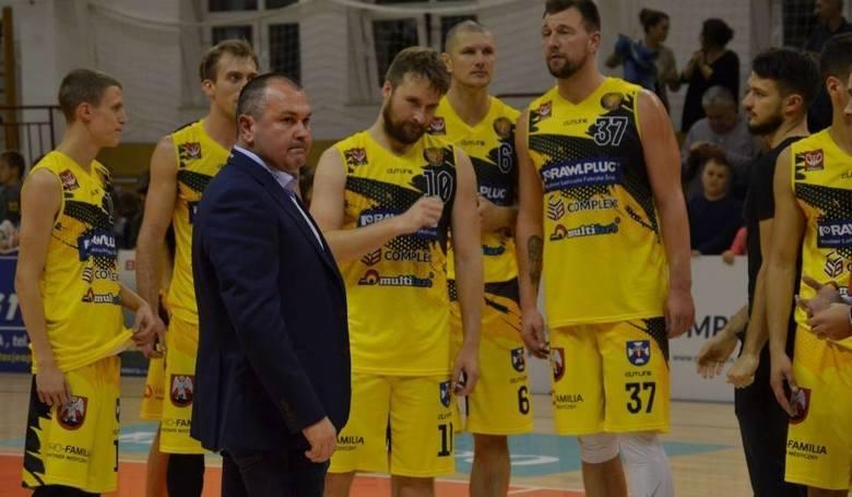 Koszykarze z Łańcuta o finał będą musieli jeszcze powalczyć w Bydgoszczy