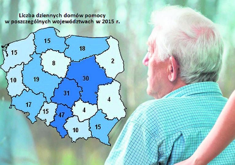 Według NIK jest za mało dziennych domów pomocy