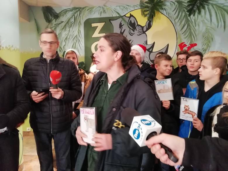 Jeśli tygrysy nie wyjadą z Poznania, to czeka je śmierć. Przez błędy urzędników zwierzęta nie mogą opuścić poznańskiego zoo