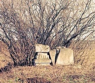 Tomasz Prus, syn pana Franciszka, przed rodzinnym gospodarstwem swoich dziadków (na zdjęciu z mieszkającą tam Ukrainką). Z domu z czerwoną dachówką 8