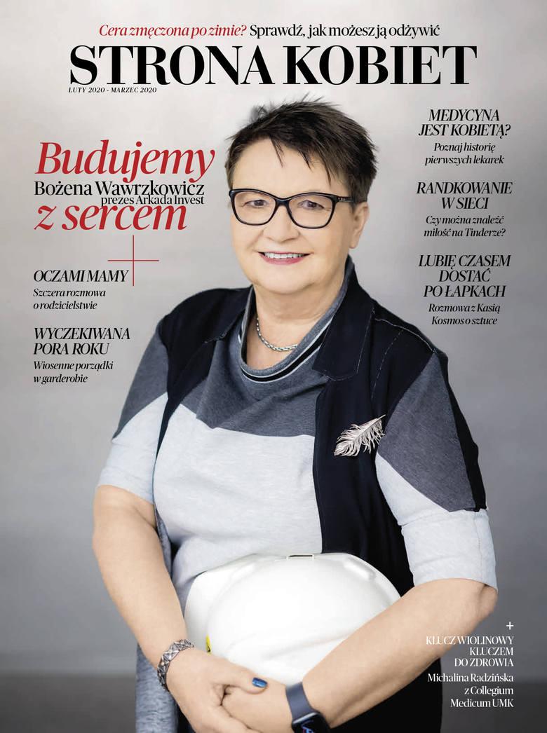 Nowy numer Strony Kobiet - czytaj bezpłatnie online!
