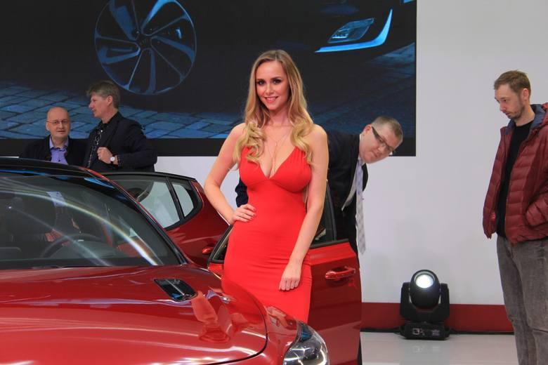 Największe targi motoryzacyjne w kraju to nie tylko szybkie, drogie i eleganckie auta, ale też piękne kobiety. Zobacz najładniejsze hostessy na Motor