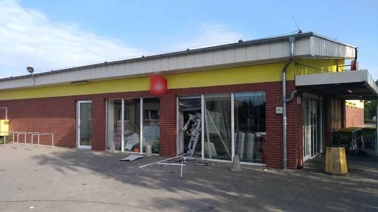 Wcześniej (we wrześniu 2018 roku) okradano w tej sposób bankomaty we Włoszakowicach i Wijewie oraz w Szlichtyngowej. Także w Kaszczorze przed dwoma laty