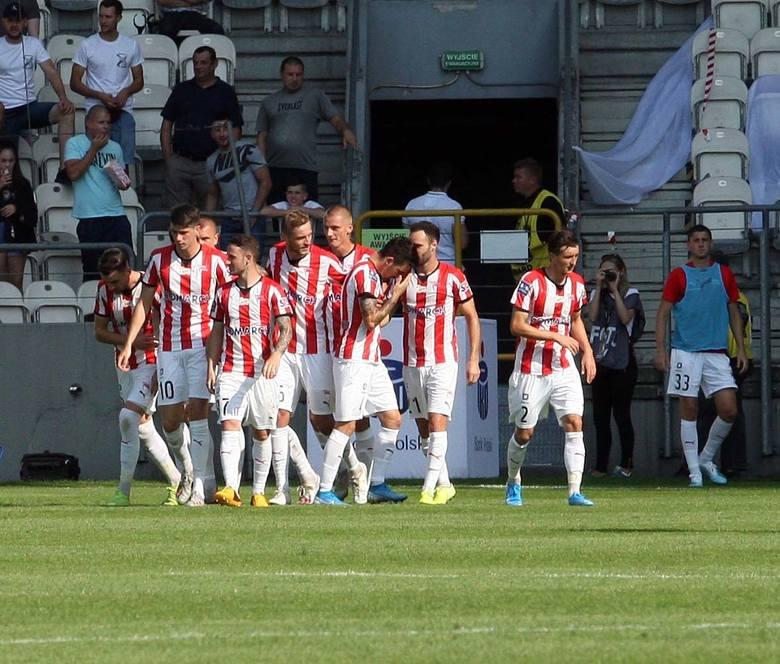Zdjęcia z meczu Cracovia - Arka Gdynia [GALERIA]