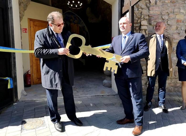 Najcenniejszy zabytek w Krapkowicach już otwarty po renowacji