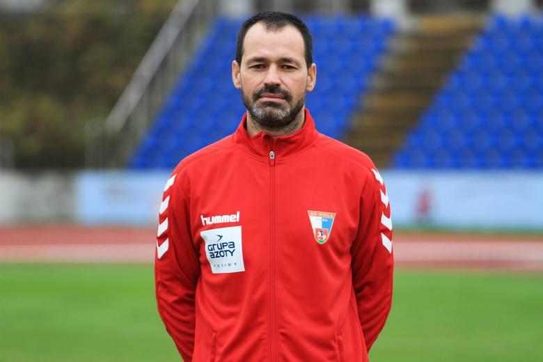 Regionalny Totolotek Puchar Polski. Trener Wisły Puławy przekazuje swoim podopiecznym pucharowe doświadczenie