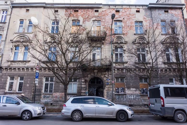 Kamienica przy ul. Brzozowej 16