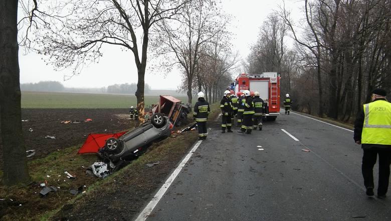 Jak wynika z opublikowanych właśnie danych opolskiego oddziału Generalnej Dyrekcji Dróg Krajowych i Autostrad, do największej liczby wypadków, które