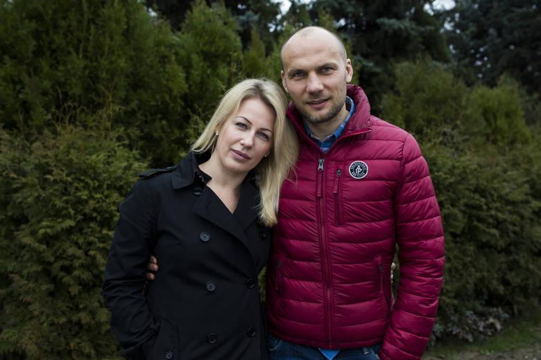 Karolina i Arkadiusz Głowaccy