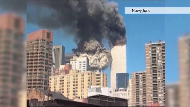 13. rocznica zamachów terrorystycznych na World Trade Center [wideo]