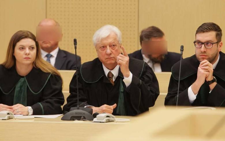 """Adw. Wiesław Michalski, obrońca """"Ryby"""" i """"Lali"""", chciał, by sąd na dłuższy czas zabronił mediom relacjonowania zeznań kolejnych świadków ws. zbrodni na Jarosławie Ziętarze. Jednak sąd nie zgodził się z jego wnioskiem."""