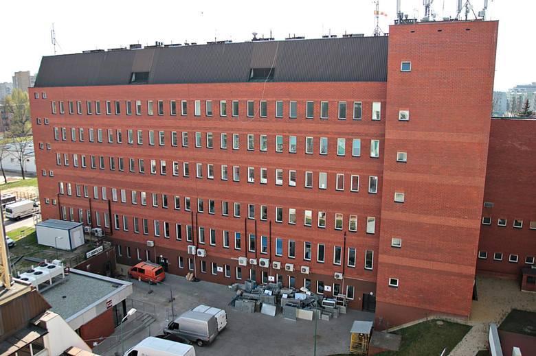 Krakowski Szpital Specjalistyczny im. Jana Pawła II ul. Prądnicka 80 - oddział zakaźny dla dzieci