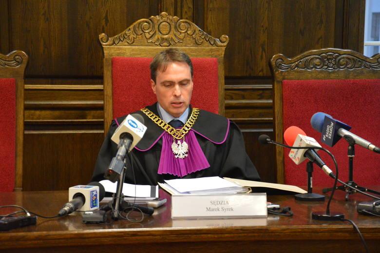 Sędzia Sądu Okręgowego w Tarnowie - Marek Syrek, odczytał w czwartek 13 grudnia postanowienie o odrzuceniu protestu mieszkańców Bochni.