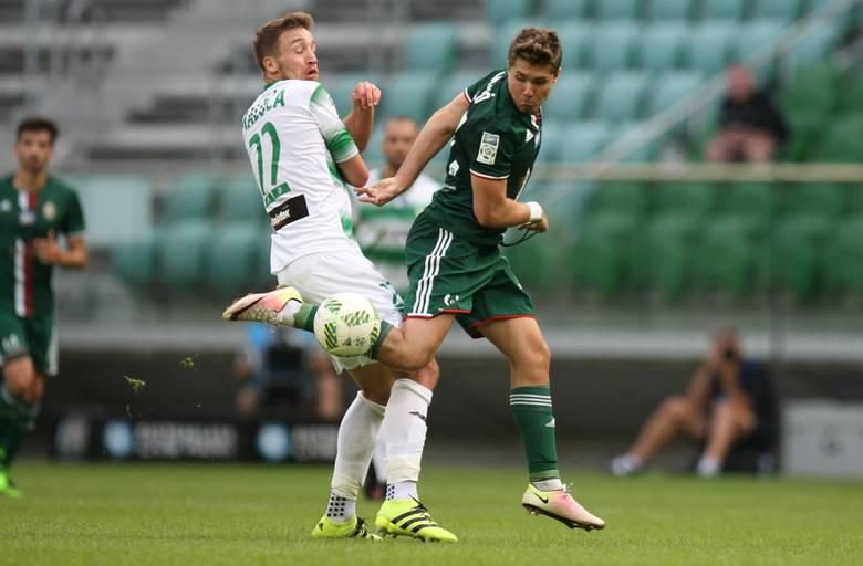 Śląsk Wrocław – Lechia Gdańsk 0:0. Przyjazny wynik w meczu przyjaźni (Zdjęcia
