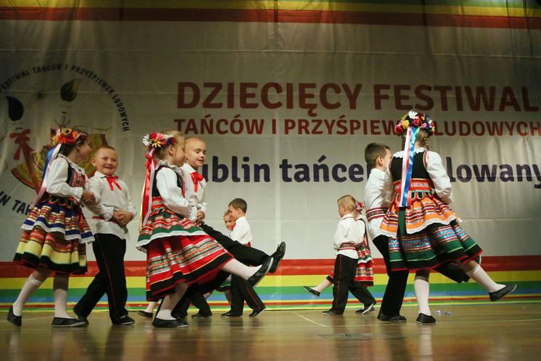 Lublin tańcem malowany w Centrum Kongresowym UP (ZDJĘCIA)