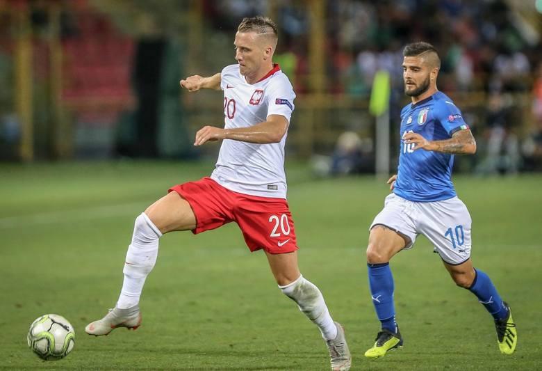 Polska - Włochy na Stadionie Śląskim