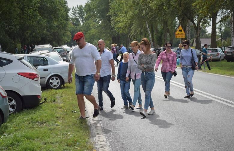 W niedzielę (15 września) Kalsk przeżył prawdziwe oblężenie. Tysiące miłośników zieleni i zdrowego jedzenia z całego woj. lubuskiego przyjechało na 10.