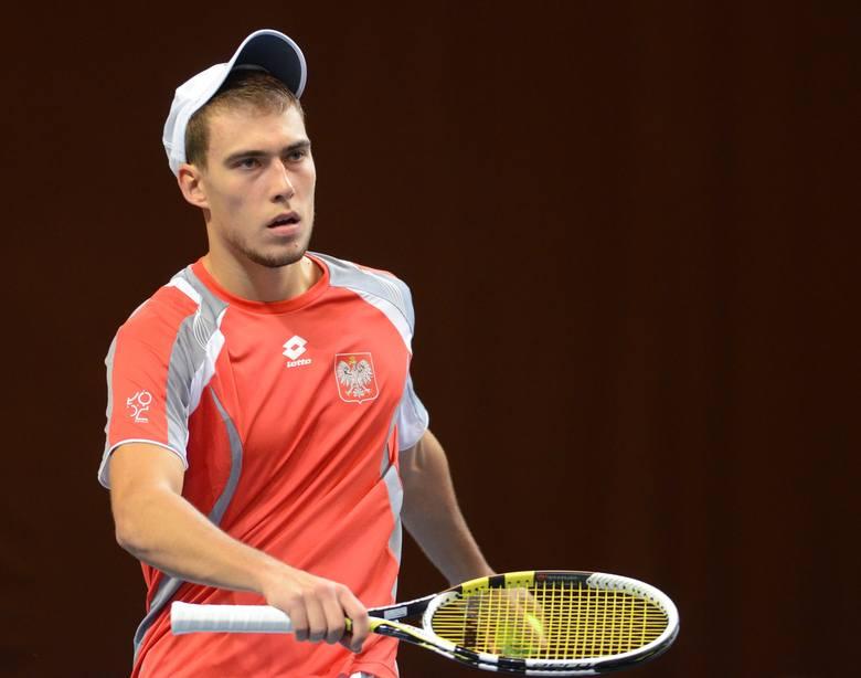 Jerzy Janowicz jest coraz wyżej w rankingu ATP.