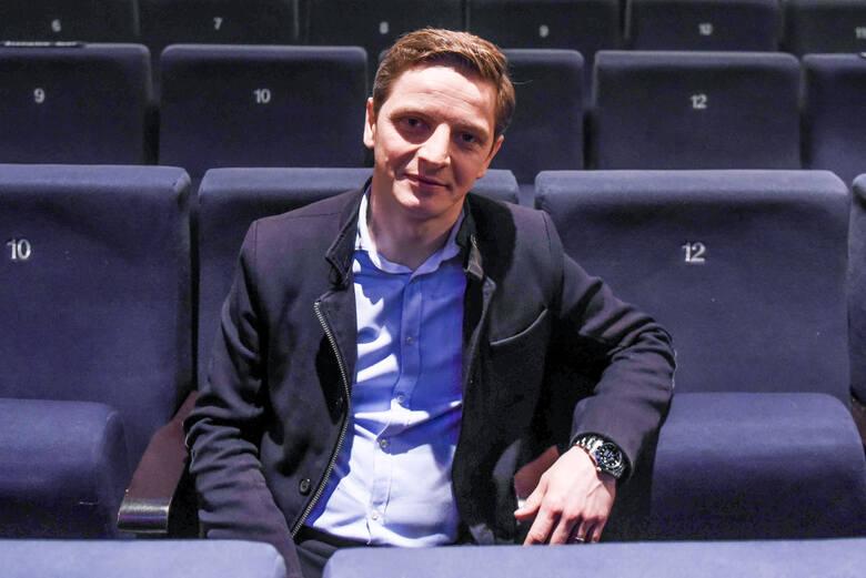 Przemysław Kieliszewski, dyrektor Teatru Muzycznego opowiedział o jubileuszu teatru, a także o planach związanych z nową siedzibą w Poznaniu.