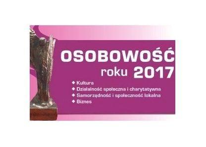 OSOBOWOŚĆ ROKU 2017 - wyniki etapu powiatowego i sylwetki finalistów