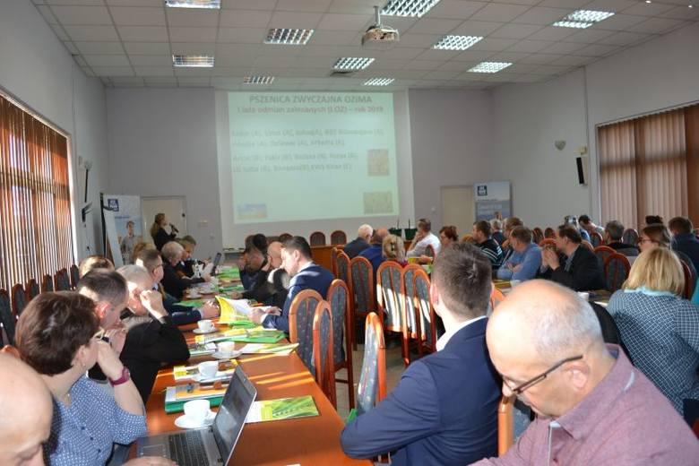 28 lutego w Kujawsko-Pomorskim Ośrodku Doradztwa Rolniczego w Minikowie odbyło się Forum Nasienne. Można było poznać wyniki badań porejestrowych zbóż,