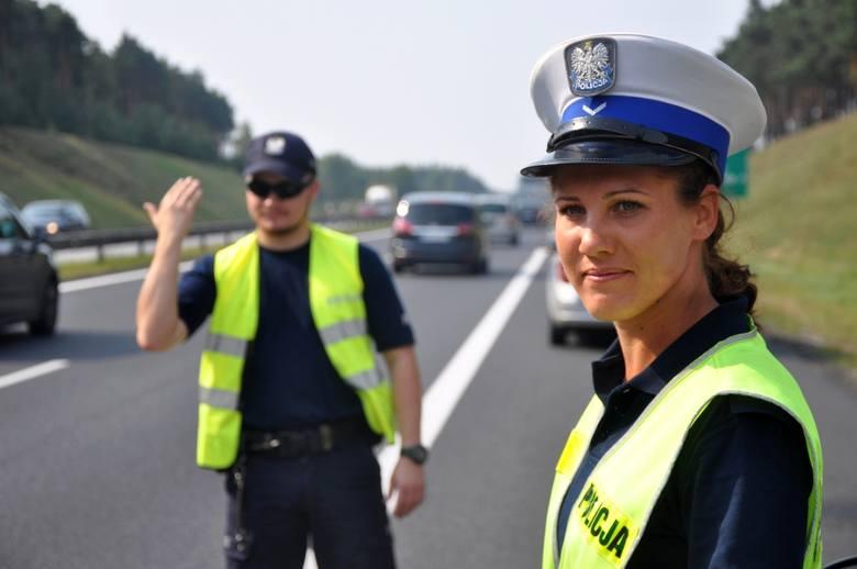 Policjanci patrolowali lubuski odcinek S3.
