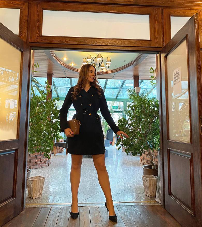 Aleksandra Paliwoda, 21 lat, 173 cm, finalistka Miss Dolnego Śląska 2021.