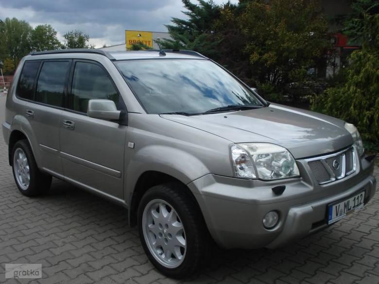Nissan X-trail IStan techniczny:NieuszkodzonyData produkcji:2002Rodzaj paliwa:BenzynaPojemność:2000 cm3Moc:140 KMNadwozie:Terenowe / SUVLiczba