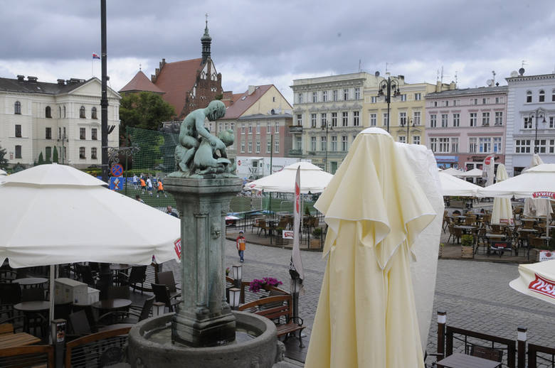 Stary Rynek w czasie Euro będzie tętnił życiem. Policja zapewnia, że zagraniczni goście, którzy tu przyjadą, zabiorą do domów same dobre wspomnienia