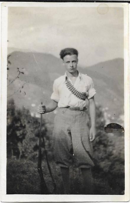 Ezio Micheli w 1931 r.
