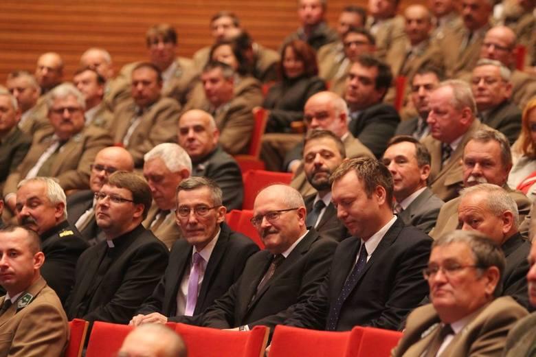 Lasy Państwowe w Katowicach świętują 70 lat istnienia