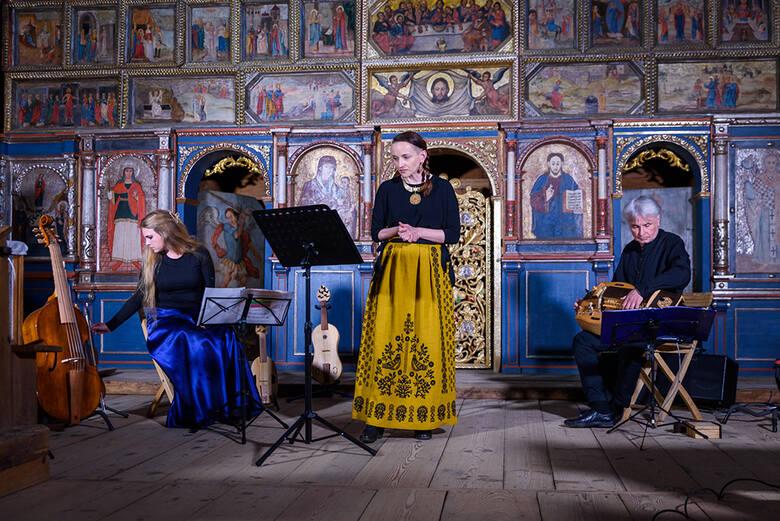 Wernyhora, sanocki zespół mający w repertuarze utwory folkowe i world music, zainauguruje w Binarowej nową edycję Festiwalu Muzyka Zaklęta w Drewnie