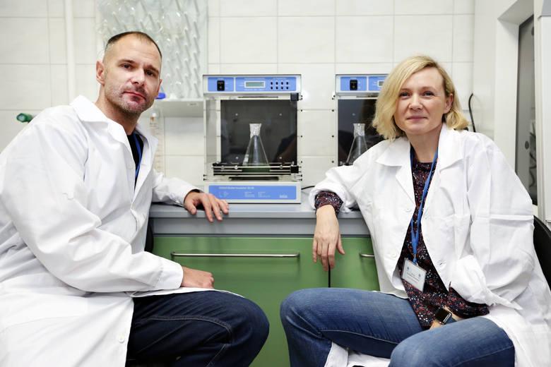 Dr hab. Krzysztof Zienkiewicz, prof. UMK i dr hab. Agnieszka Zienkiewicz, prof. UMK przez ponad 12 lat zbierali doświadczenia w ośrodkach naukowych na