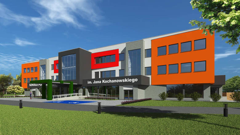 Tak ma wyglądać centrum edukacyjno-konferencyjne przy ul. Jedynaka w Wieliczce. Podpisano umowę z budowniczym kompleksu