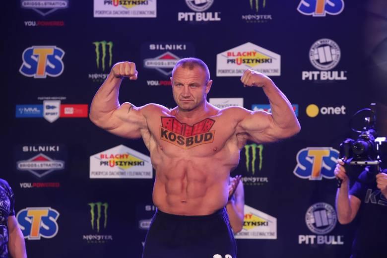 Poza Dawidem Gralką wszyscy zawodnicy wypełnili limity wagowe przed sobotnią galą KSW 47 w Łodzi. W walce wieczoru mistrz wagi ciężkiej Phil de Fries