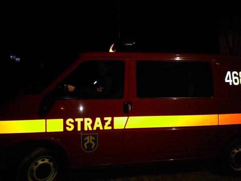 Strażacy z Ochotniczej Straży Pożarnej w Skowronnnie Górnym otrzymali nowe auto