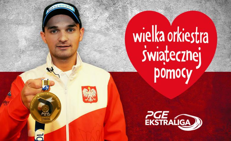 Medal za mistrzostwo PGE Ekstraligi ofiarowany przez żużlowca Stali Gorzów - Bartosza Zmarzlika.<br /> <br /> Obecna cena: 8 500 zł<strong><br /> <a href=