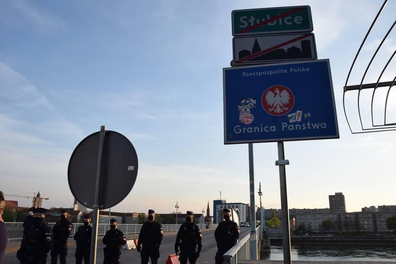 24 kwietnia na przejściach granicznych w zachodniej części Polski odbyły się protesty uczniów i pracowników trasgranicznych. Czy ich apel został wys
