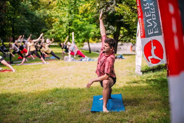 Darmowe zajęcia jogi z Fabryką Energii Centrum Jogi we Wrocławiu
