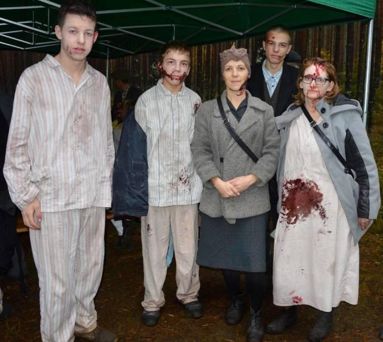 Ekipa filmowa będzie kręcić sceny w Lasach Piaśnickich do 22 października