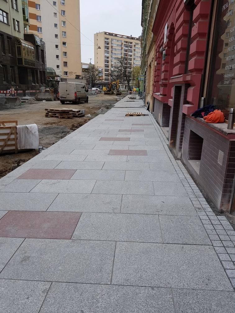Szczecin. Przebudowa ulic w Śródmieściu. Będą kolejne zmiany - 25.03.2020