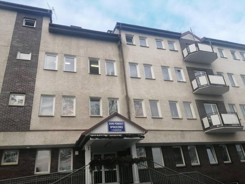 Koronawirus w Domu Pomocy Społecznej w Sandomierzu. Zakażonych 40 mieszkańców. Potrzebne wsparcie pielęgniarskie