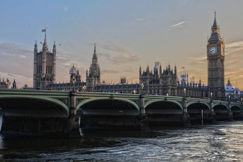 1. Londyn